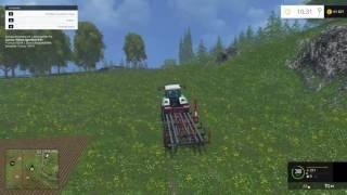 Kiszonka to ważna sprawa ;) - Farming Simulator 2015 WSPOMNIENIA #8
