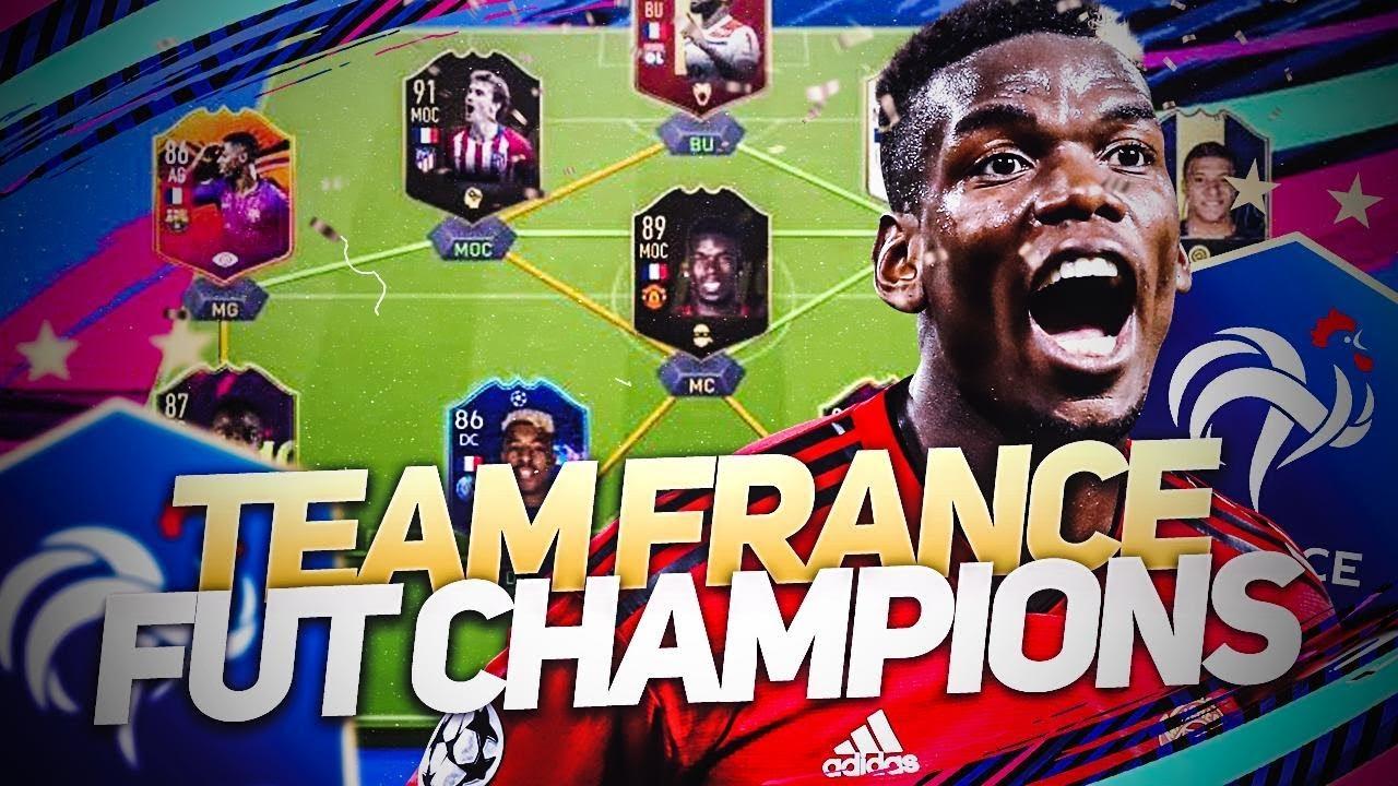 FIFA 19 - LA TEAM FRANCAISE EST BEAUCOUP TROP FORTE !