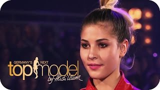 Shirins 2. Versuch   Germany's next Topmodel 2015   ProSieben