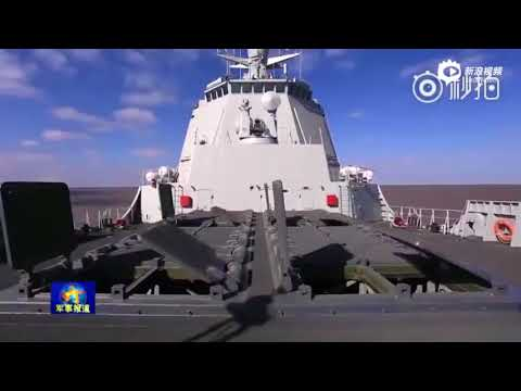 Recent propaganda video of PRC PLAN aircraft carrier Liaoning
