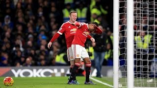 Chelsea 1-1 Manchester United | Goals; Lingard, Costa | REVIEW