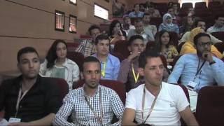 فيديو توثيقي لأشغال الجامعة الأولى لمشروع Jeunes Web TV