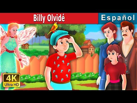 billy-olvidé- -billy-forgot-story- -cuentos-de-hadas-españoles
