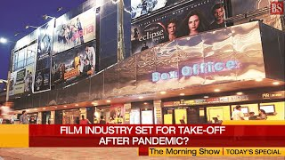 Film industry set to take off after pandemic pause: 100 movies in 4 months