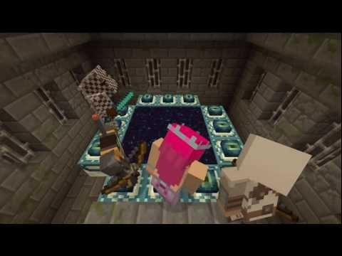 Minecraft Xbox 360 Edition update 9 trailer introduces you to The End