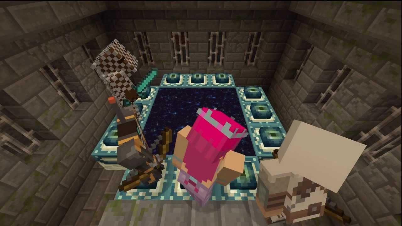 Minecraft: Xbox 360 Edition - Title Update 9 Trailer