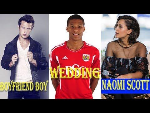 Naomi Scott's Boyfriend Nick Roux,Wedding Jordan Spence And Lifestyle
