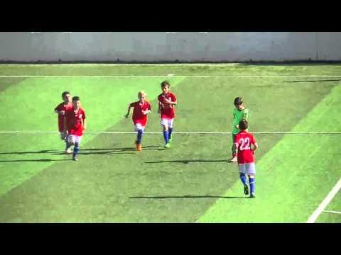 (12/03/2016) Sydney United vs Fraser Park (U10 Trial Game 1)