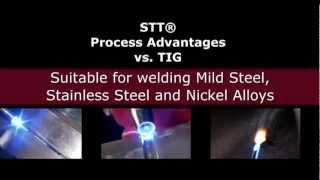 Сварка корня шва методом STT(Технология сварки корня шва методом STT от производителя Lincoln Electric., 2012-11-26T12:30:01.000Z)