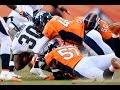 Crow from Raider Yoda Broncos destroy the Raiders