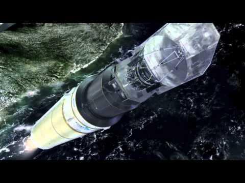 Herschel Space Observatory: Trailer