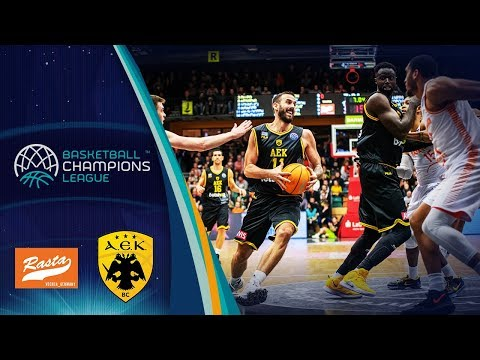 RASTA Vechta v AEK - Highlights - Basketball Champions League 2019-20