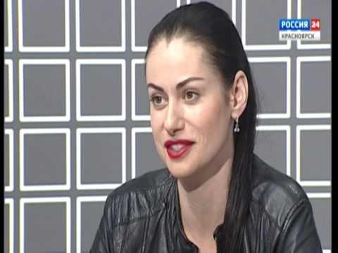 Вести. Интервью. гость студии - актриса Анна Ковальчук