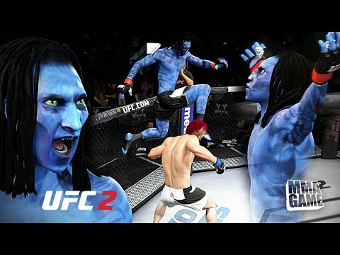 AVATAR In EA SPORTS UFC 2 Ultimate TEAM Gameplay