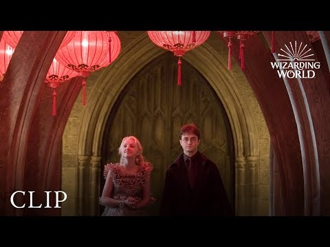 A Date for Slughorn's Party | Harry Potter and the Half-Blood Prince