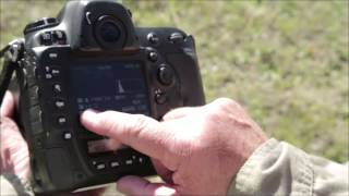 Get Your Settings Right While Shooting in the Wilderness