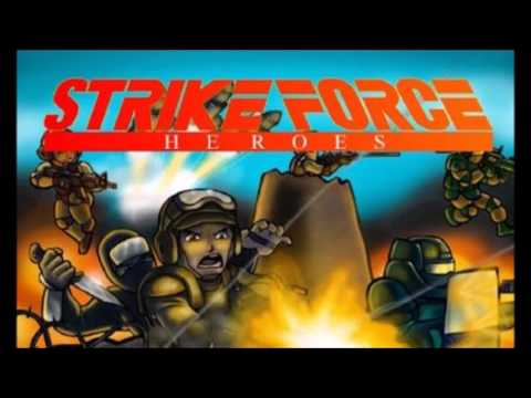 Strikeforce Heroes OST - Rose At Midnight [Extended]