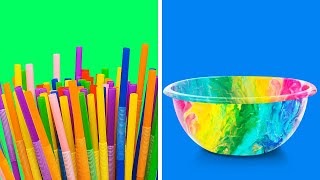 29 GENIUS WAYS TO RECYCLE OLD PLASTIC || Simple Hacks by 5-Minute Recipes