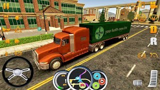 Truck Simulator USA #5 NEW TRUCK - Android IOS gameplay