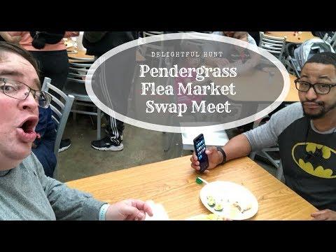 Pendegrass Flea Market Swap Meet: Delightful Hunt