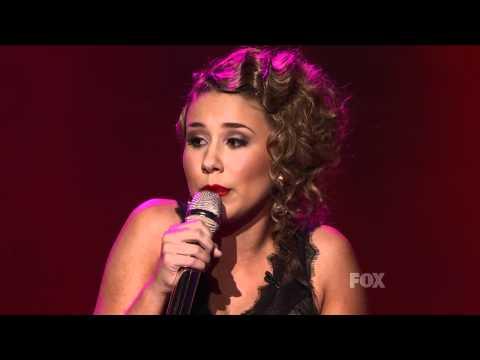 true HD Haley Reinhart & Casey Abrams duet Moanin' - American Idol 2011 (Apr 14)