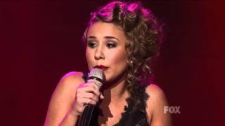 true HD Haley Reinhart & Casey Abrams duet Moanin