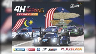 4H of Sepang - LIVE - Round 3 -2019/20 Asian Le Mans Series