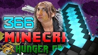 Minecraft: Hunger Games w/Mitch! Game 366 - Epic Diamond Weapons!