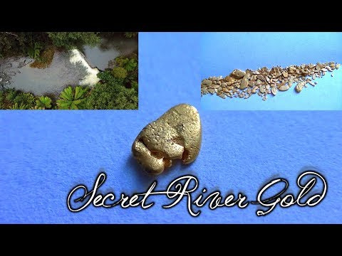 Finding Lots Of Gold Nuggets From A Secret River