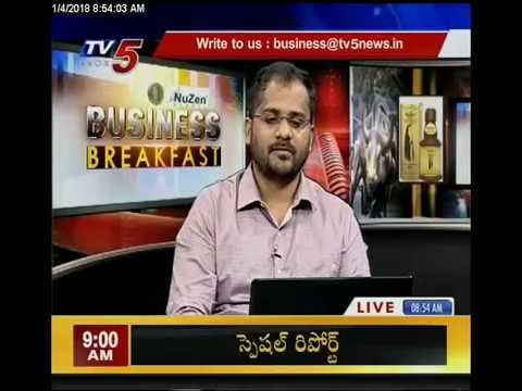 4th January 2018 TV5 News Business Breakfast