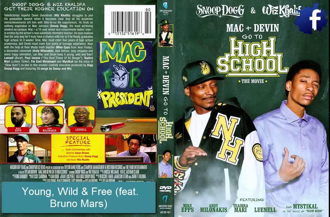 mac & devin go to high school soundtrack