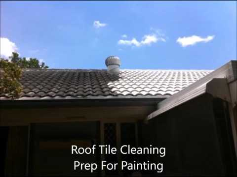 Roof Tile Cleaning Services Gold Coast QLD
