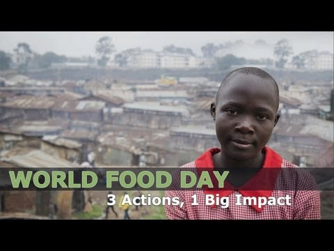 World Food Day 2012