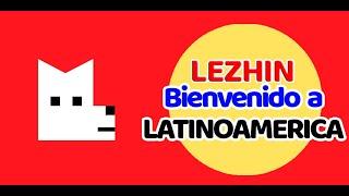 Lezhin bienvenido a Latinoamerica. / Lezhin welcome to Latin America.