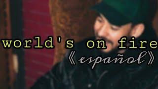 MIKE SHINODA | WORLD'S ON FIRE (SUB ESP)