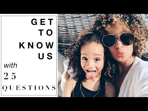 Get To Know Us With 25 Questions || Scout The City