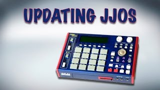 How to Update JJOS (MPC 1000, MPC 2500)