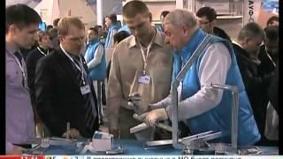 ТРК Подмосковье: Строительный форум на Тиги-Кнауф (04.04.2013)(В Красногорске проходит первый деловой форум