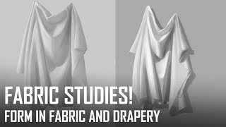 Critique Hour! Form in fabric and drapery!