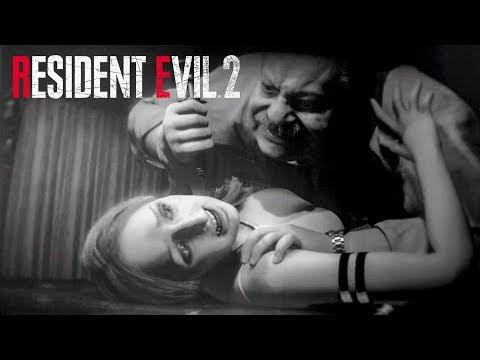 ЛЯ КАКАЯ! ► Resident Evil 2 Remake DLC Прохождение #2 ► ХОРРОР ИГРА