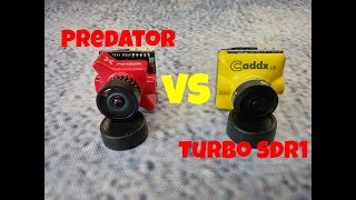 Foxeer Micro Predator Vs Caddx Turbo Micro SDR1 Review