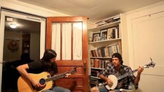 "Scott & Seth Avett sing,""rollin"