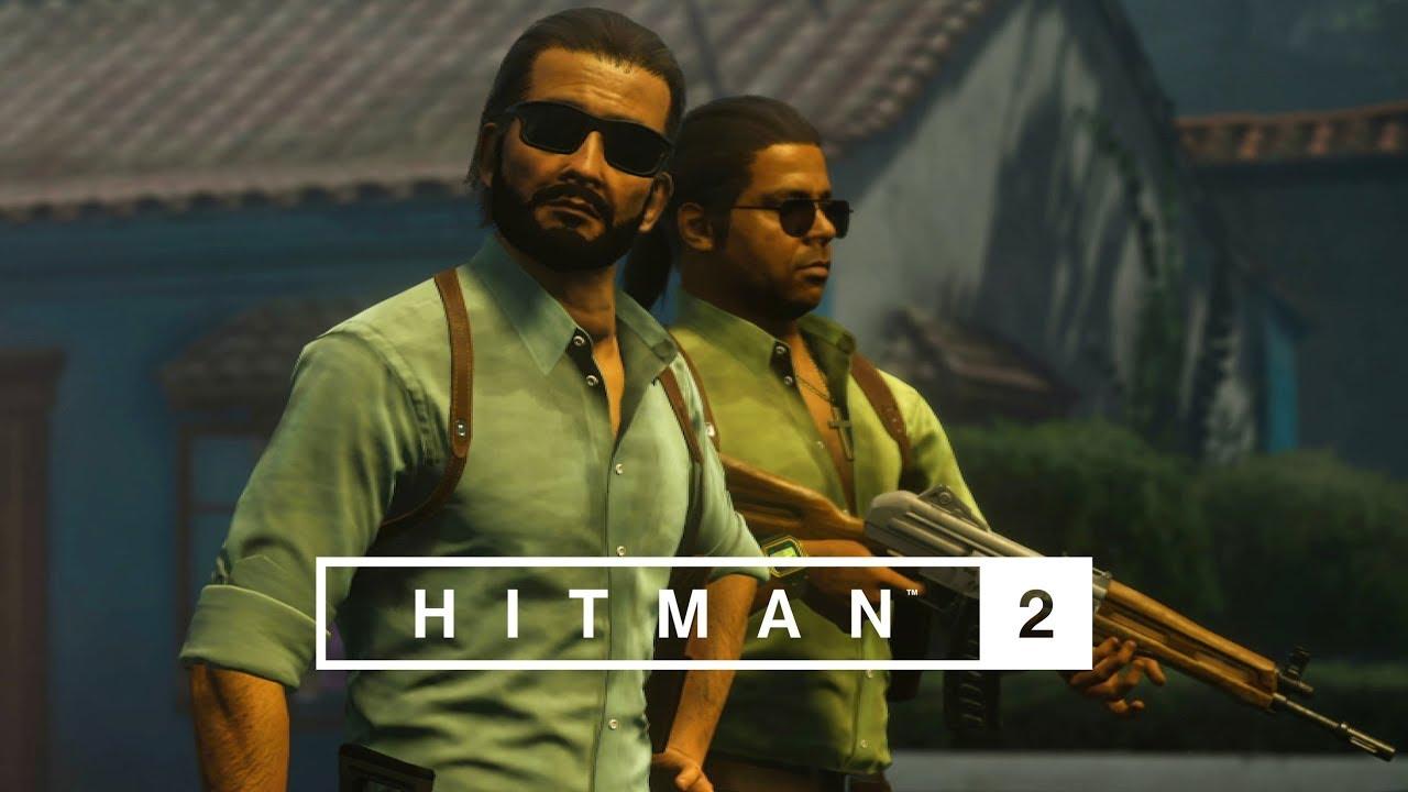 В новом трейлере Hitman 2 показали, как вырубить врага пакетом кокаина