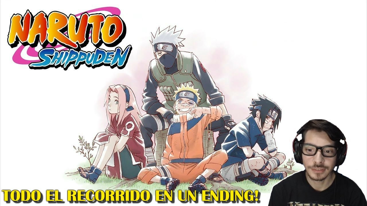 Naruto Anime Ende
