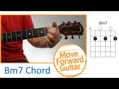 Bm7 Guitar Chord Worshipchords