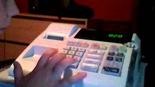 How Work Casio Pcr