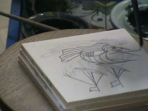 F brica de azulejos vi va lamego 2 youtube for Fabrica de azulejos