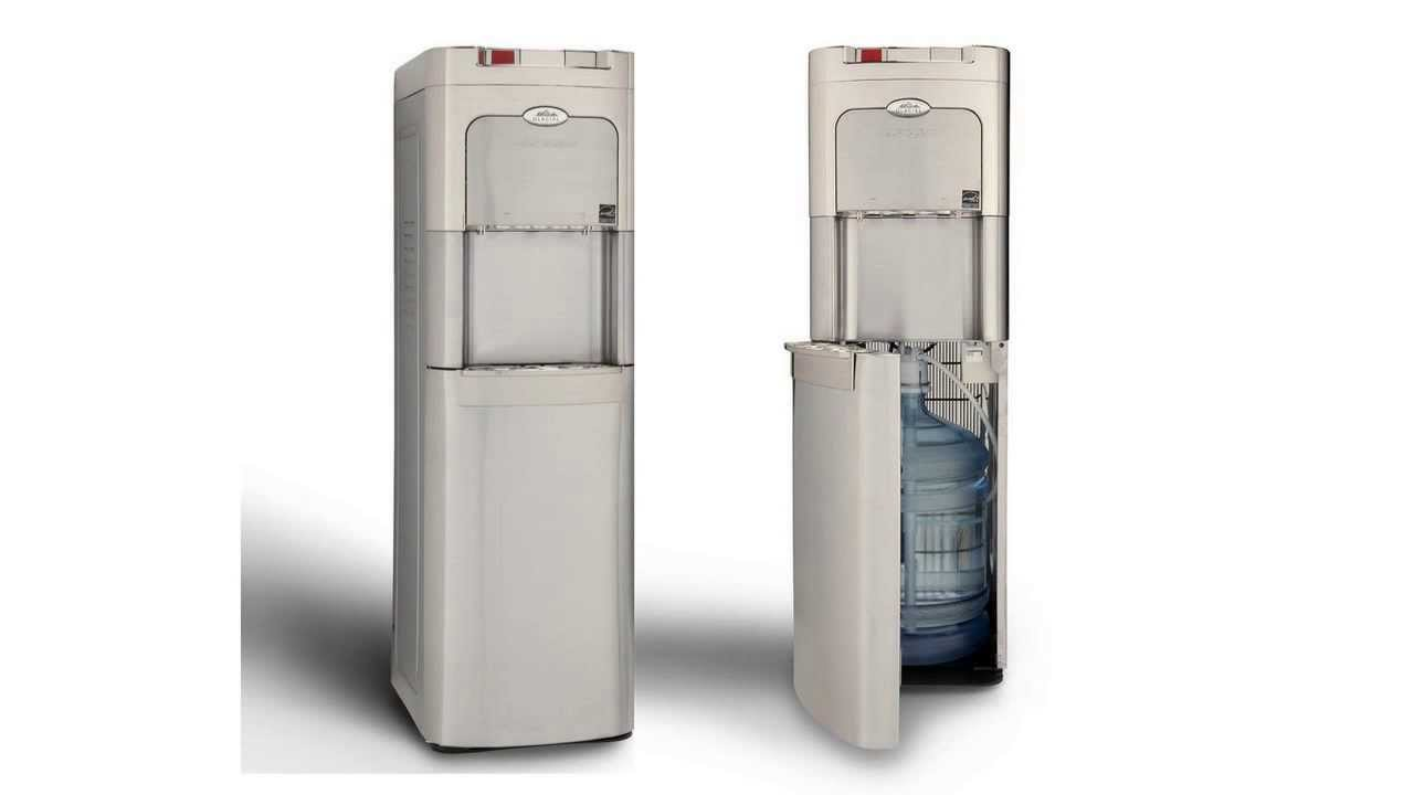 how to clean a water cooler with vinegar