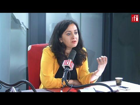 Leïla Chaibi (France insoumise): UE, « malgré le cadre contraint, on peut faire avancer les choses »
