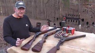 Hammer Shotgun vs Hammerless